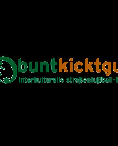 Logo Buntkicktgut